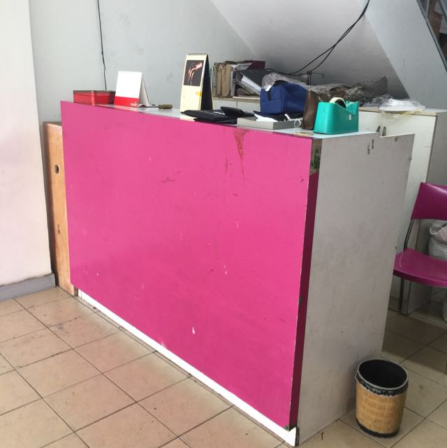 Counter/table