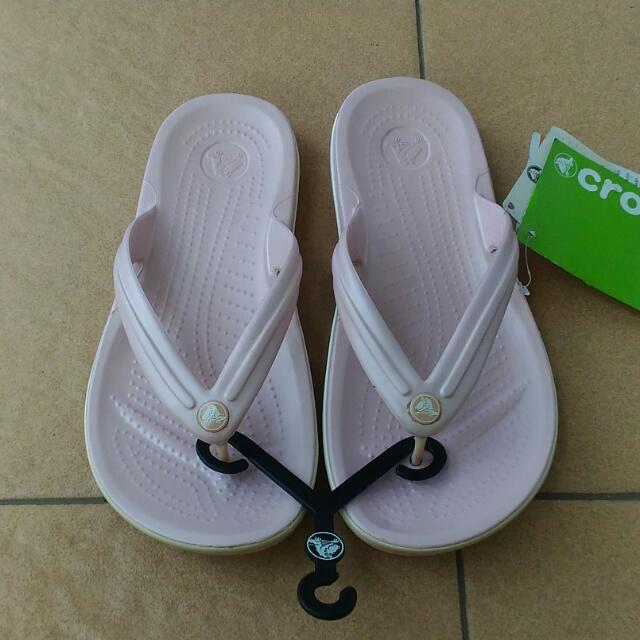 Crocs Sandals Pearl Pink