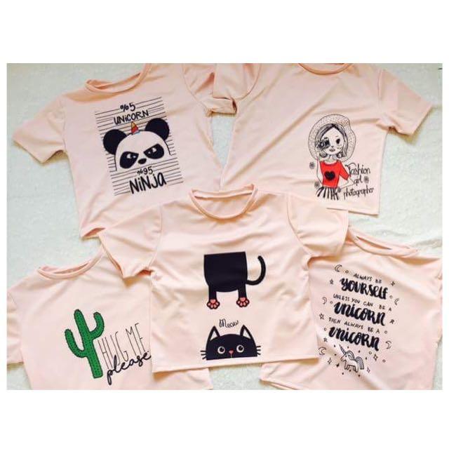Cutie Shirts