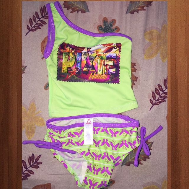 Disney 2pc swimwear