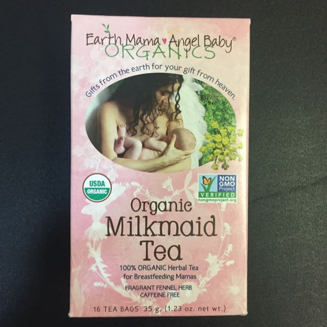 Earth Mama Angel Baby Milkmaid Tea