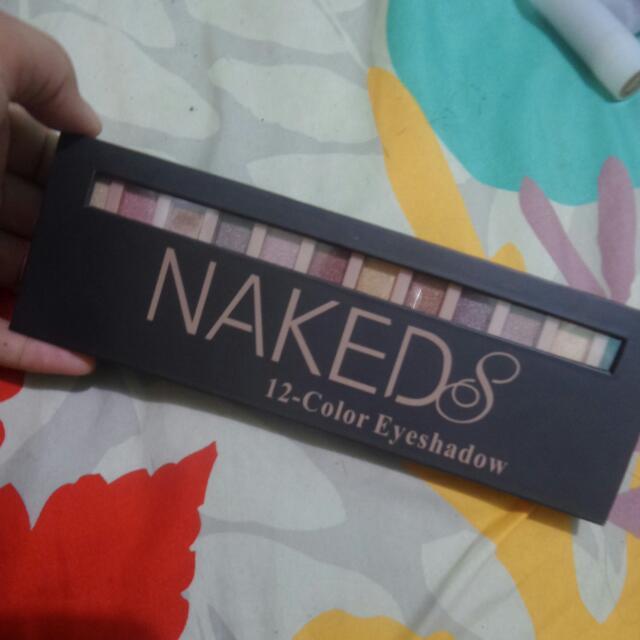 Eyeshadow Naked(TURUN HARGA)