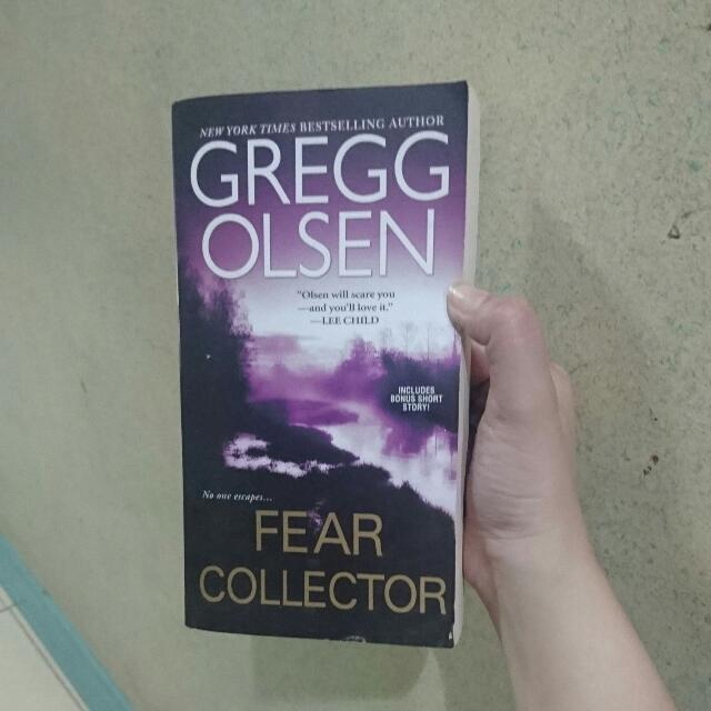 Fear Collector (by Gregg Olsen)