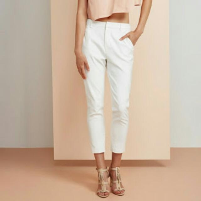 Finders Keepers White Pants