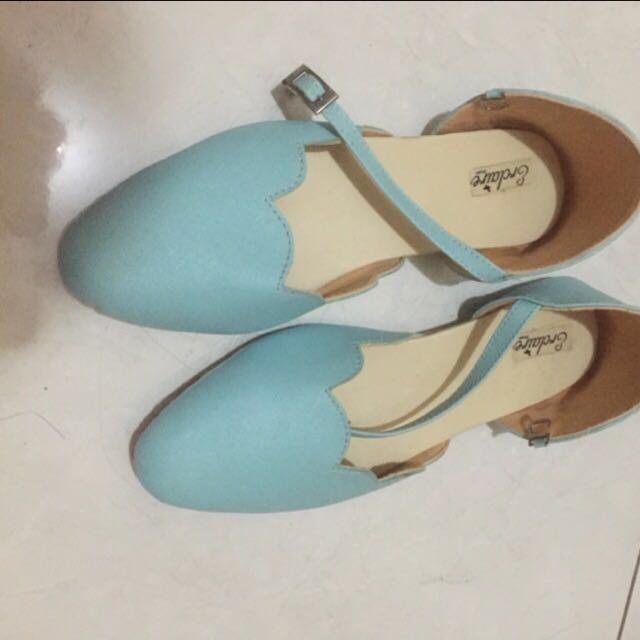 Flatshoes Toska