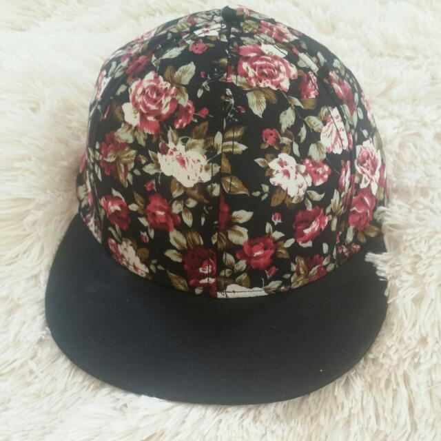 Glassons Floral Cap