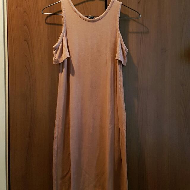 Forever 21 Ribbed Knit Dress
