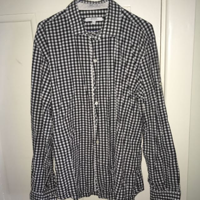 Gant Long Sleeve Button Up Shirt