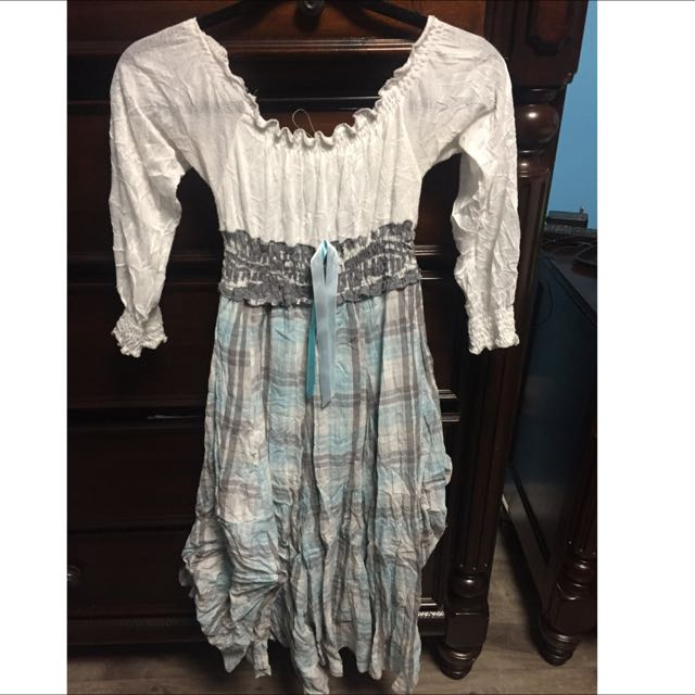 Girls Size 16 Dress Adjustable