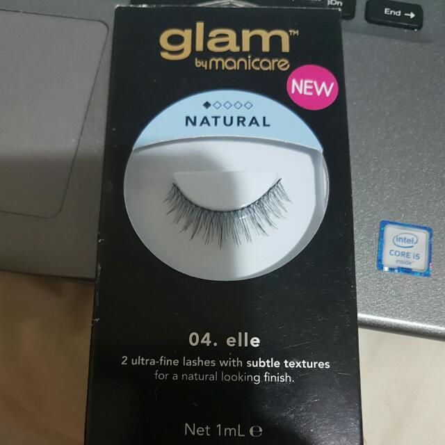Glam By Manicare Lashes