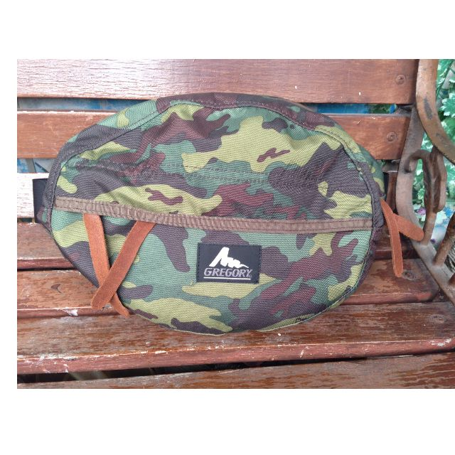 GREGORY WAIST BAG CAMO LIMITED EDITION 100% ORIGINAL