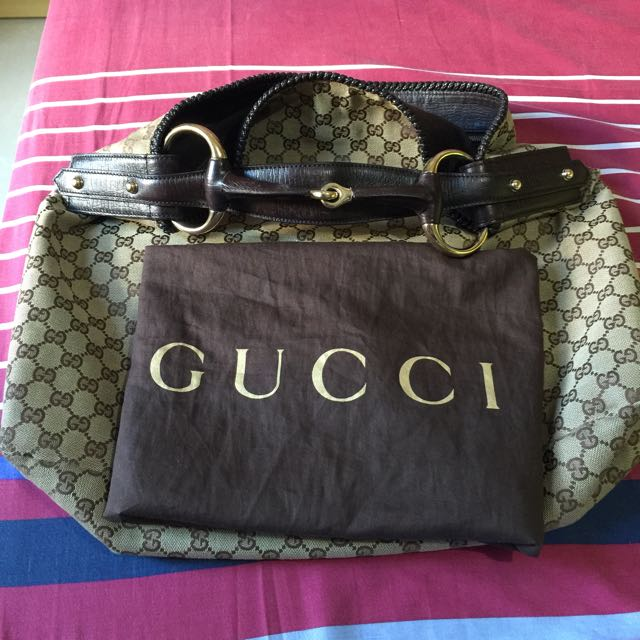 Gucci Hobo Bag (2013 Model)