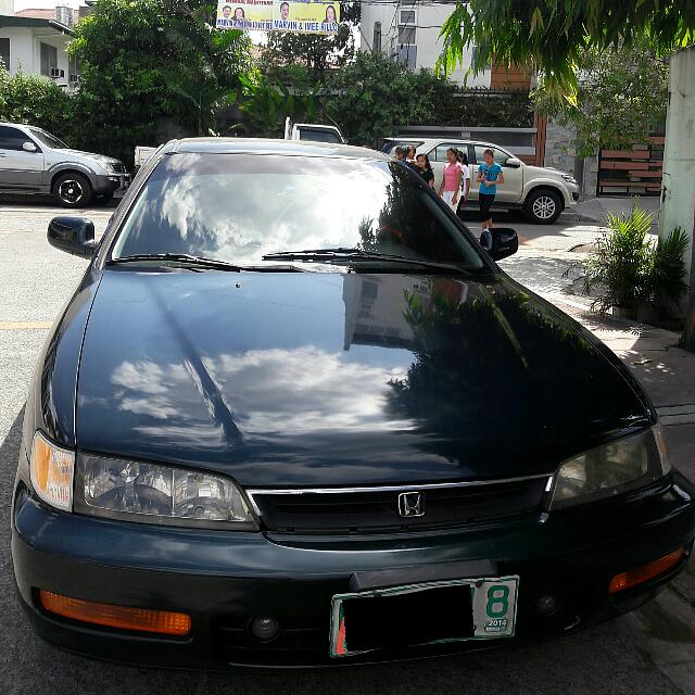 HONDA Accord Exi '97