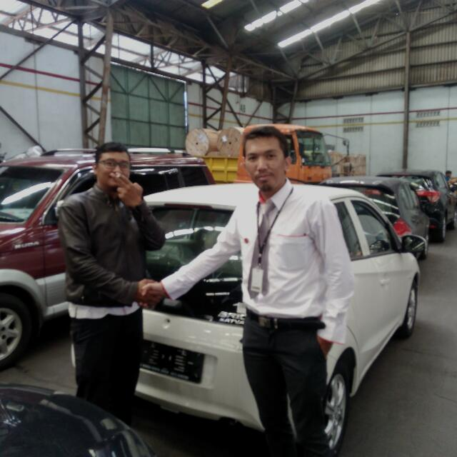 Honda Brio  Rs Manual Nik 2016