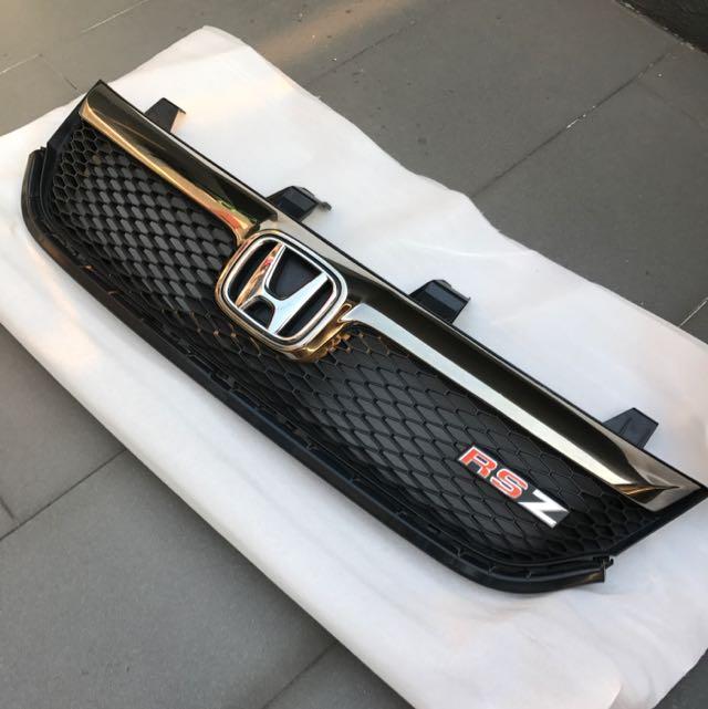 Honda RN8 原裝鬼面罩