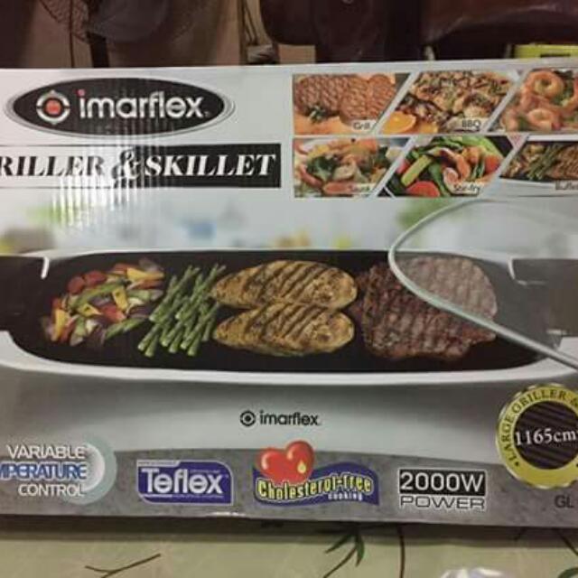 IMARFLEX GRILLER & SKILLET