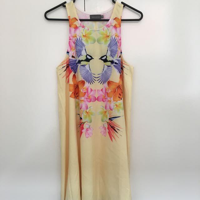 Indikah Tropical Dress