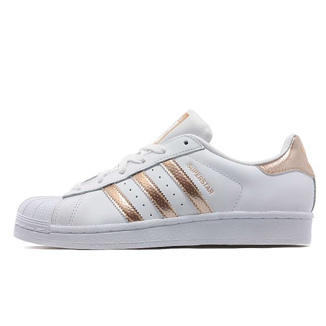 6885356a444c adidas superstar rose gold toe INSTOCK Authentic ...