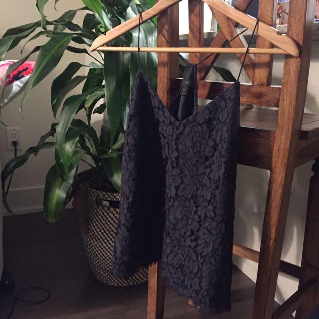 J Crew Lace Camisole