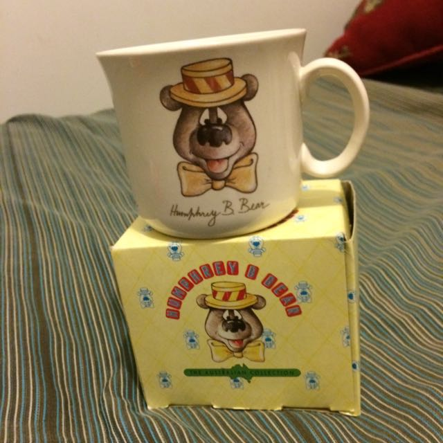 Kids Own Humphrey Mug