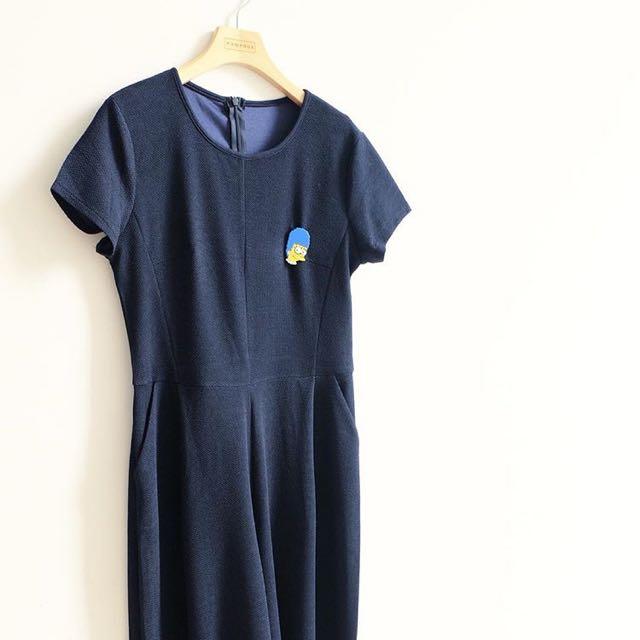 Korean Culotte Playsuit