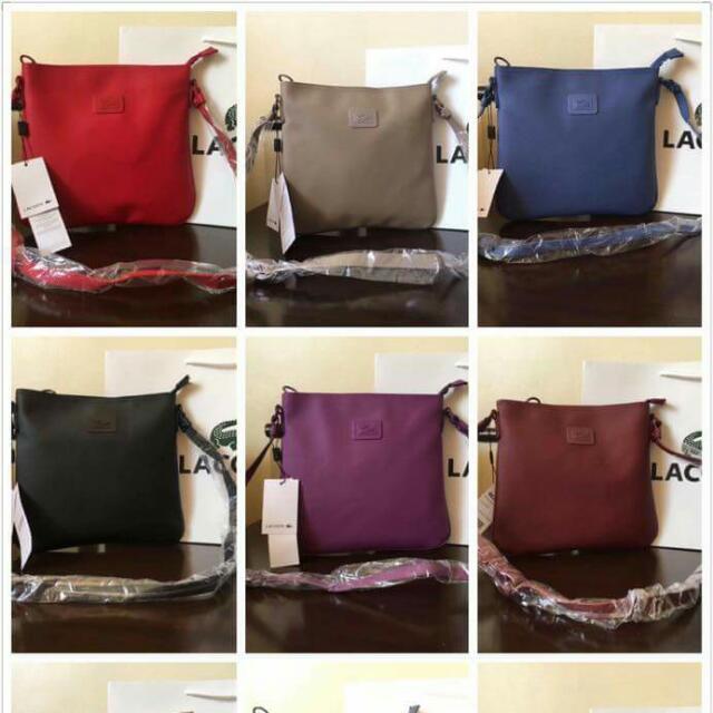 Lacoste Sling bag 🐊✔