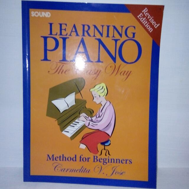 Learning Piano the Easy Way