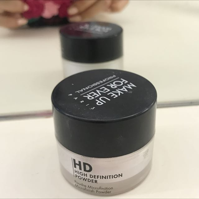 Make Up Forever Setting Powder