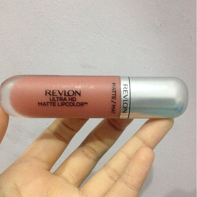 Make Up Revlon Ultra HD Matte Lipcolor in Seduction