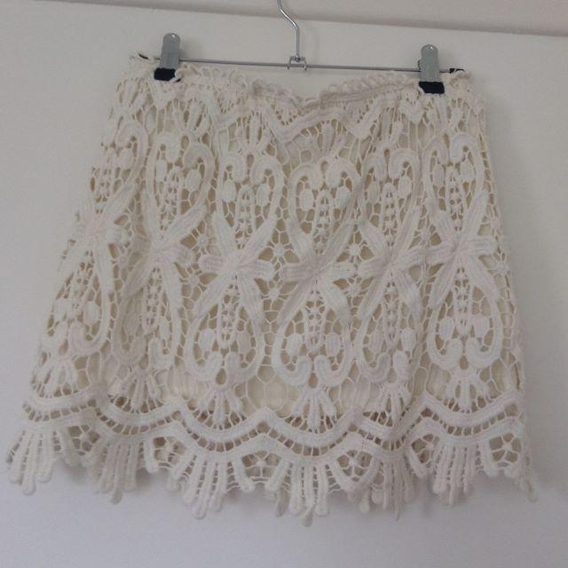 Mooloola Crochet Skirt