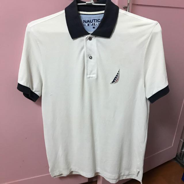 NAUTICA Polo衫 M號