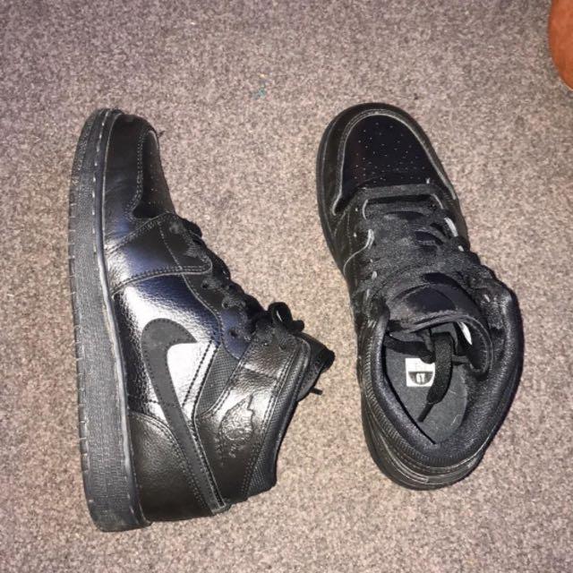 Nike Jordan's A1