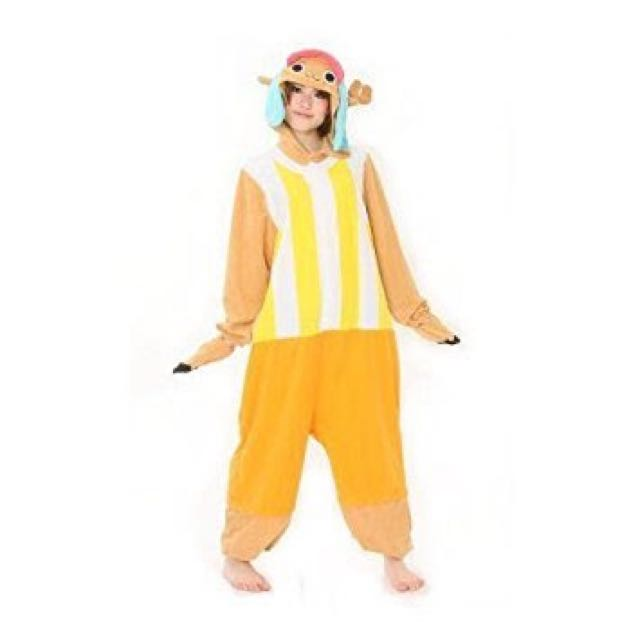 ONE PIECE Chopper Pajama Suit (moving out sale)