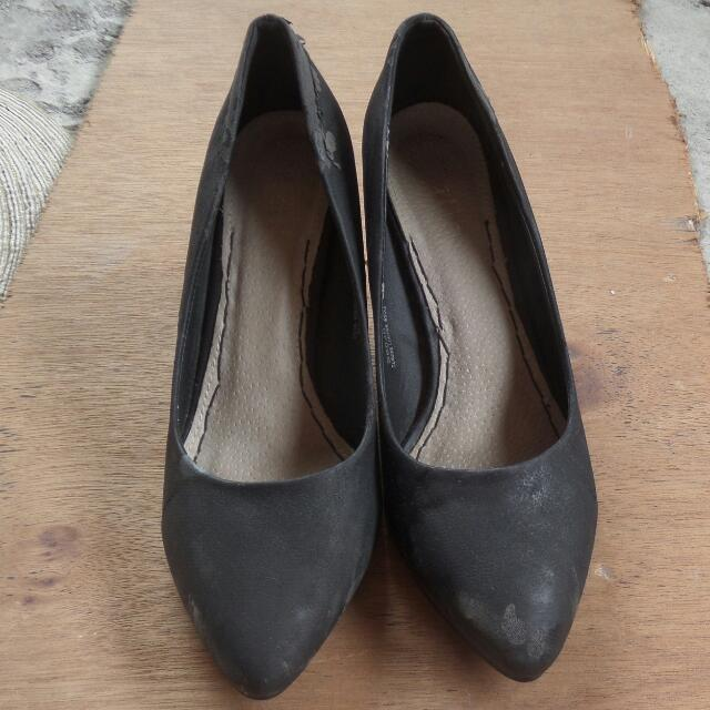 Original Figlia Black Shoes