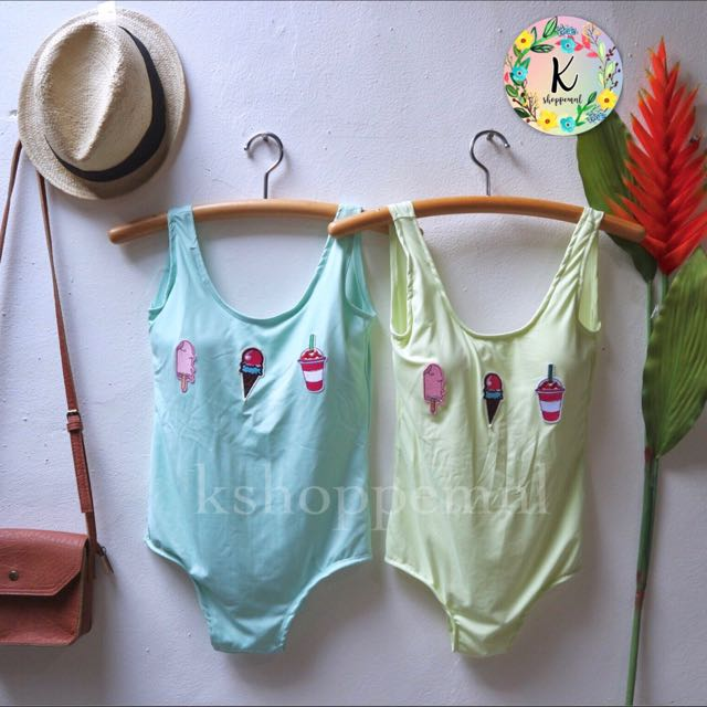 Patches Swimsuit
