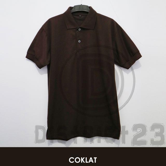 Polo Shirt Unisex Size S - XXXL