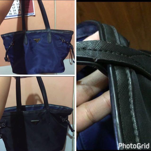 Prada Tote Bag ( Replica )
