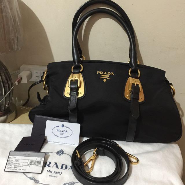 Prada Two-way Bag