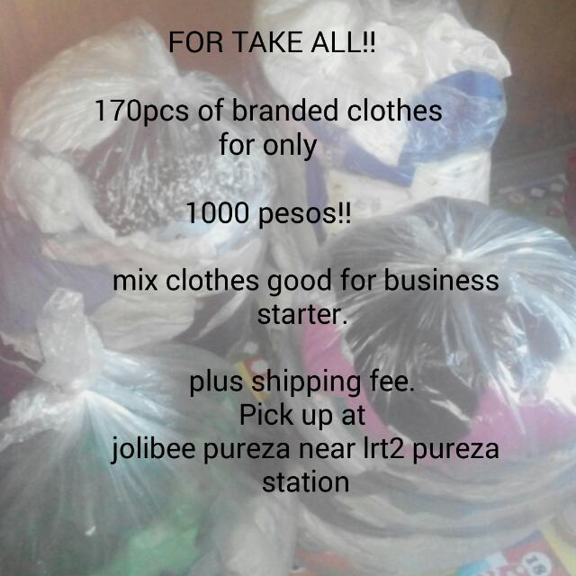 Pre loved Business Package!!