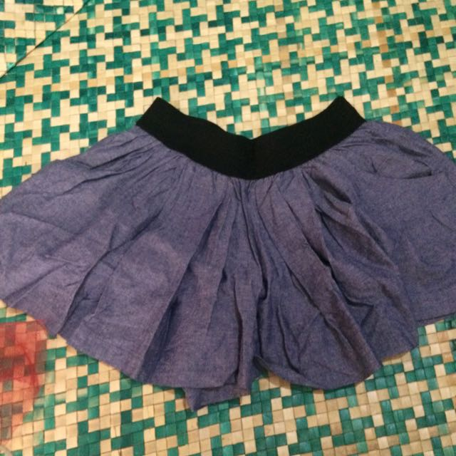 Pre Loved Clothes Short Skirt Style Baloon