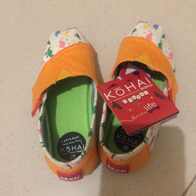 Sepatu Wakai-Kohai Dino