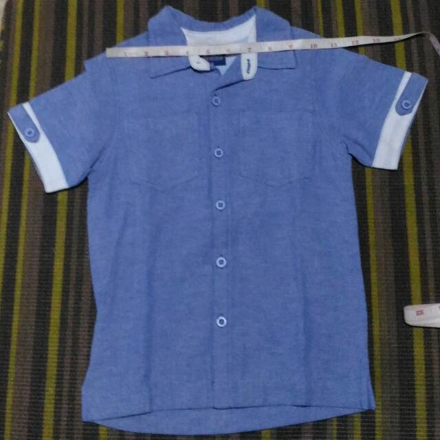 Short Sleeved Polo For Boys