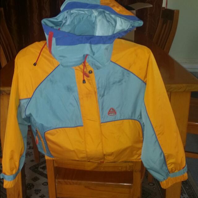 Ski Jacket Size 8