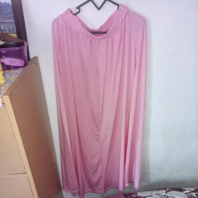 Skirt Spandex Pink