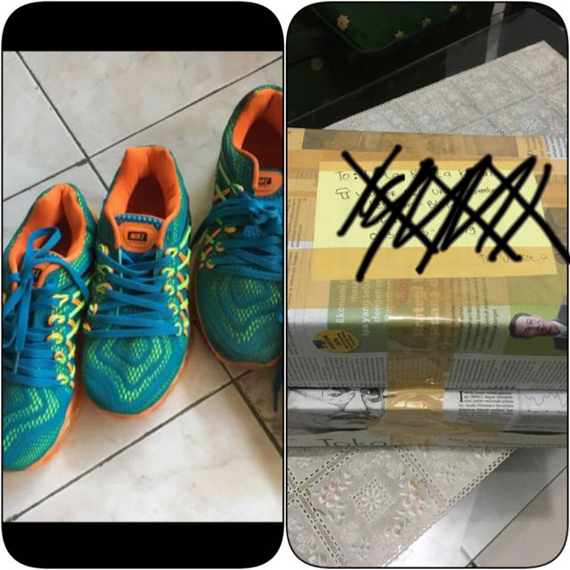 Sold Shoes NIKE RUN