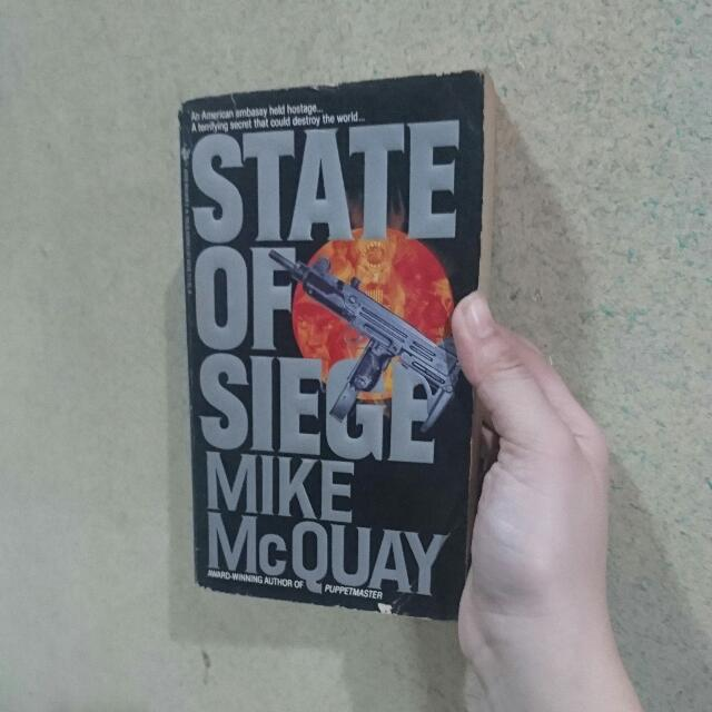 State Of Siege (by Mike McQuay)