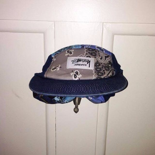 Stussy Authentic 5-panel hat