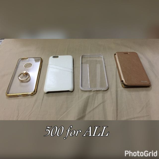 Take ALL Iphone 6 Cases For 500 Only