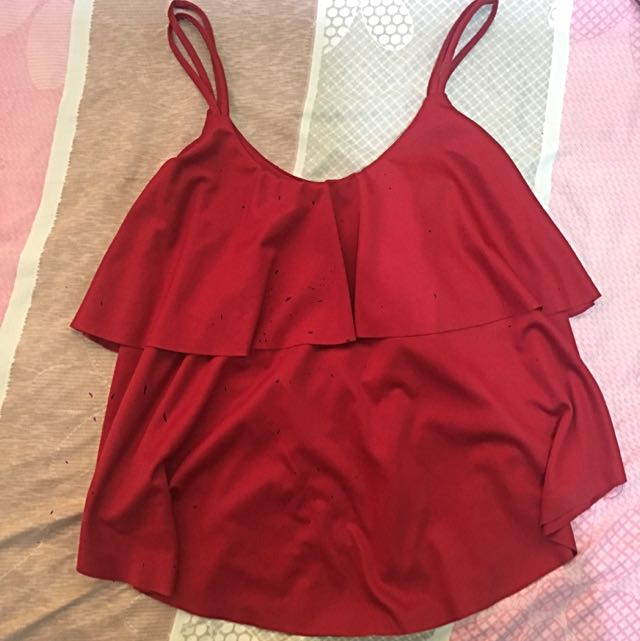 Top Sleeveless (Small)
