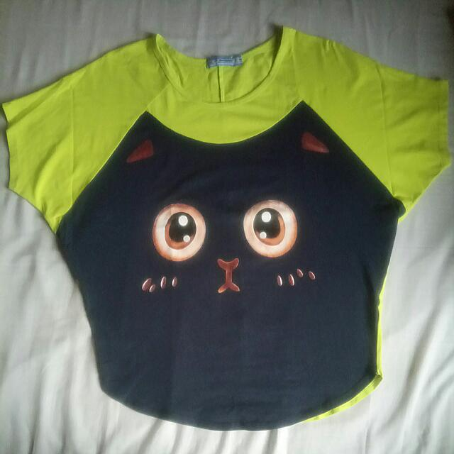 Batwing Cute Shirt